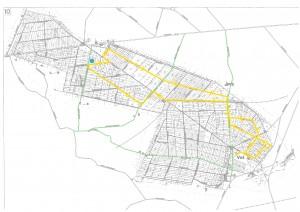 gul rute